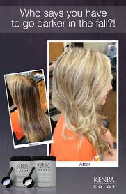 Do You Stay Blonde Or Go