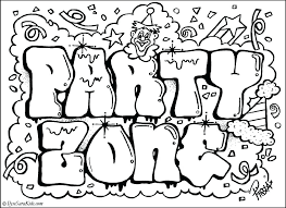 Free Swear Word Colouring Pages Free Swear Word Coloring Pages Free