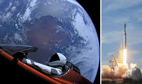tesla car in space live. spacex live stream: how to watch tesla roadster after stream was pulled | science news express.co.uk car in space a