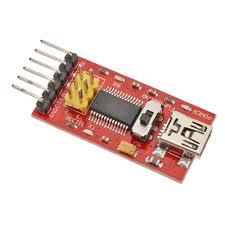 programming an atmega328 arduino bootloader via a ftdi usb ftdi usb to ttl f1232