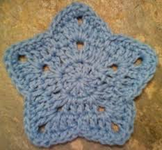 Crochet Star Pattern Free Custom My Simple Star Coaster AllFreeCrochet