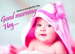 cute good morning images photo pics