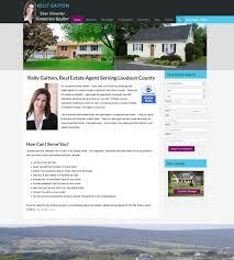 Web Design Reston Real Estate Web Design Fairfax Web Design