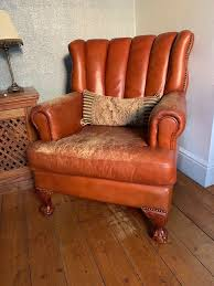 leather armchair perth