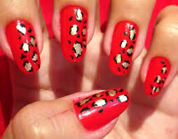 red nails | So Many Lovely Things