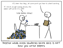 papers errantscience how to write papers part 2 the content