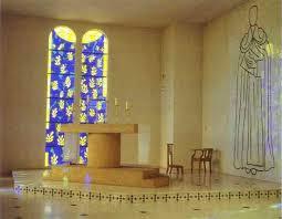 la chapelle de la. Chapelle Du Rosaire: L\u0027intérieur De La