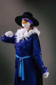 darkwing duck womens costume idea