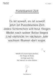 10 Frühlings U Sommerlieder Sprüche Kinder Gedichte Kinder