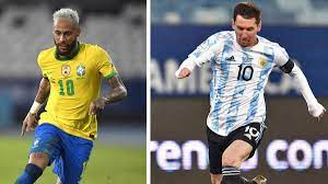 Brazil vs Argentina, the final of the ...