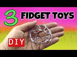 3 simple diy fidget toys new fidget toys for how to make toys for kids household items