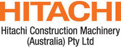 hitachi construction logo. hitachi construction machinery logo