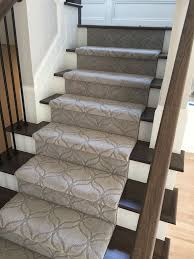 Patterned Stair Carpet Beauteous Luxury Patterned Carpet Runner For Stairs 48 Premerynet