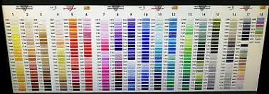 Marathon Embroidery Machine Thread Rayon 1000m Choose From