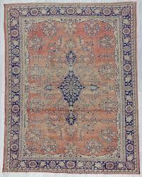 1682 vintage oversized turkish oushak rug