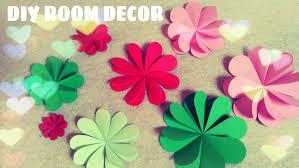 Homemade Paper Flower Decorations Easy Diy Paper Flower Zlatan Fontanacountryinn Com