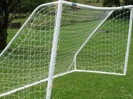 PVC Soccer Goal 10u0027 X 6u0027 X 45u0027 4 Steps With PicturesSoccer Goals Backyard