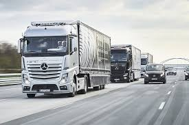 Commercial Truck Lease Agreement Best OneThird Of All Long Haul Trucks To Be SemiAutonomous By 48