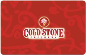 cold stone creamery egift card