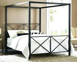 black wood canopy bed – digiti.co
