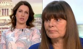Sarah Payne's mum Sara 'regrets' parenting with 'fairytales' ahead of  Susanna Reid show | TV & Radio | Showbiz & TV | Express.co.uk