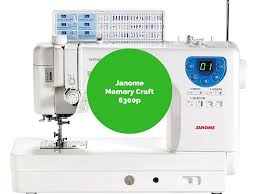 Janome MC-6300p Sewing Machine Review - For Serious Quilters & Janome MC-6300p Sewing Machine Review – For Serious Quilters Adamdwight.com