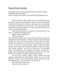 Example Of How To Start An Essay Writing Good Essay Under Fontanacountryinn Com