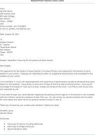 Cover Letter For Substitute Teaching Position Teacher Cover Letter