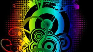 Abstract Music Wallpaper HD