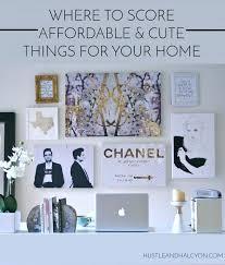 cute affordable home decor cute cheap diy home decor thomasnucci