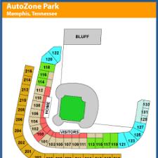 Autozone Park Events And Concerts In Memphis Autozone Park