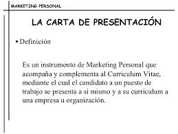 Carta De Presentacion Personal Under Fontanacountryinn Com
