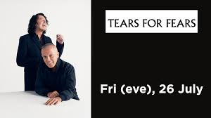 York Racecourse announces that <b>Tears For Fears</b> will perform on ...