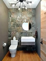 powder room chandelier modern lighting tips amazing black rectangular ideas sconce light powder room lighting