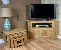 mobel solid oak reversible. mobel oak contemporary solid widescreen corner tv cabinet reversible