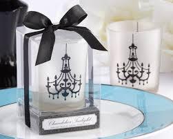 chandelier tealight holder favours