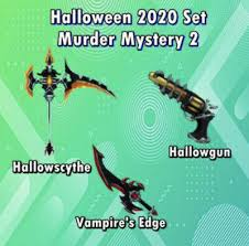 Free shipping for many products! Mm2 Hallowscythe For Sale Picclick