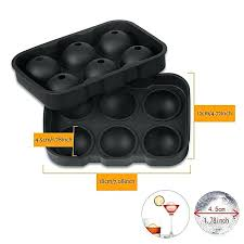 bourbon ice cube tray ice cube trays silicone sphere round ice ball maker large square ice cube mold for