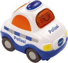 Vtech Spielzeug Polizei Tut Tut Baby Flitzer Polizei Mit Licht Und Sound Online Kaufen Otto