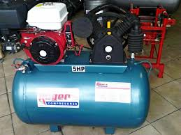 compresor de aire de gasolina. compresor de aire con motor gasolina 15 hp.oferta roger´s