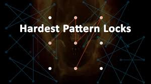 Phone Lock Pattern
