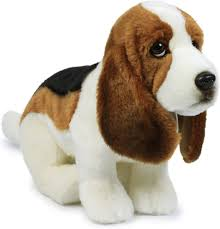 <b>Anna Club</b> Plush <b>Мягкая игрушка</b> Бассет-хаунд 30 см — купить в ...