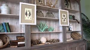 beach house furniture decor. Reclaimed Wood Beach House Furniture - Oskar Huber \u0026 Design On LBI YouTube Decor A