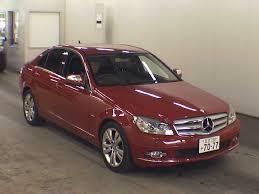 2008 Mercedes-Benz C-Class C200 KOMPRESSOR AVANTGARDE | Japanese ...