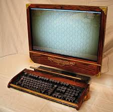 victorian steampunk redone apple imac