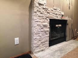 how to install brick veneer on interior wall