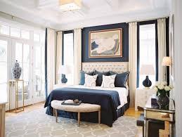 navy blue bedroom ideas light blue