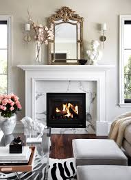 For Living Rooms With Fireplaces How To Get A Stylish Winter Living Room With Fireplaces