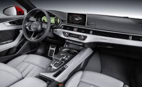 2018 audi a6 changes interior price and release date 2017 2018