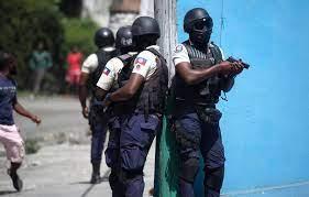 Haitian police detain alleged ...